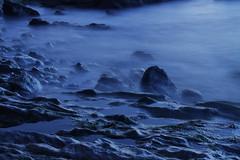 """Lunar 13"""" (VaneAreArt) Tags: longexposure blue sea blau 13 largaexposicion"""