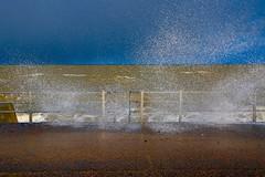 Broadstairs at high tide (Graham  Sodhachin) Tags: broadstairs vikingbay