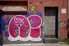 Lady Aiko (Mr Baggins) Tags: streetart graffiti johannesburg jozi ladyaiko