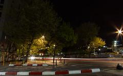Roads of London (15 of 18) (johnlinford) Tags: city longexposure england urban london night landscape lights poplar unitedkingdom 7d gb docklands canonefs1022 canoneos7d