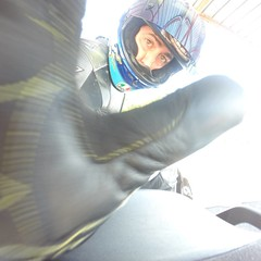 Ready (marcello.bugnano) Tags: mirror moto motorcycle yamaha motorsport autoscatto selfie selfies gopro vr46