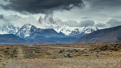 Last Look (chasingthelight10) Tags: travel patagonia mountains nature argentina clouds photography landscapes countryside events places things grassland pampas stormclouds elchalten