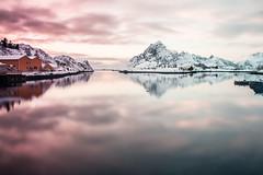 Rkya (Johannes Flesj) Tags: winter snow norway lofoten