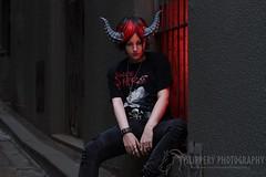Male Wyvern (1) (Dezmin) Tags: rock drag photography model punk king alt alice horns cooper loki demon devil corset spine tentacle mx slippery alternative eloquent genderfuck