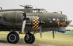 Sally B (FerretFingers) Tags: airshow b17 duxford bomber iwm sallyb memphisbelle