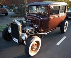 Husie Hotters BBQ Evening (Jan Ekstrm) Tags: old hot cars ford car vintage se rat sweden bbq rod sverige meet v8 hotters skneln husie kongsmarken