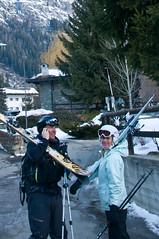 Lost in Courmayeur (wesbl) Tags: travel italy ski france alps switzerland europe skiing geneva backcountry chamonix montblanc offpiste backcountryskiing chamonixmontblanc