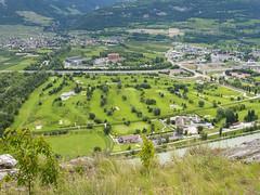 2016-06-05 GolfSion 129 (PetterKien) Tags: switzerland suisse wallis sion ch valais golfclub