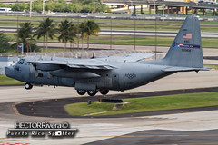 65-0968 PR ANG (Hector Rivera - Puerto Rico Spotter) Tags: new usa cn puerto design airport force martin air united tail rico states lockheed aw 198 c130 sju bucaneros wc130h tjsj 156th 650968 luismuosmarin 3824110