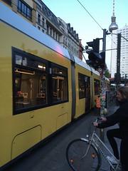 Tram (AC Photography (Aury)) Tags: berlin tram hackeschermarkt scheunenviertel