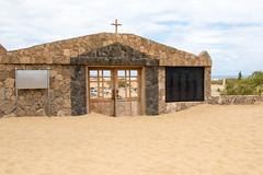 enterance to the cemetry close to cofete beach-0931 (davets26) Tags: spain canarias jandia pjara fuertaventuramay2016