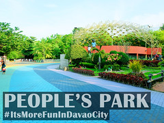 People's Park of Davao City (itsmorefunindavaocity) Tags: park city tourism asia philippines davao mindanao davaocity davaodelsur itsmorefunindavaocity