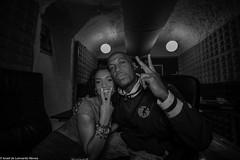 Carol & Jota Mayuscula (35 de 35) (ISRAEL (BURMI)) Tags: blanco y negro estudio hiphop jota grabacion monocromtico mayuscula jotamayuscula israeldeleonardonovoa carolmenezes masgravesestudio