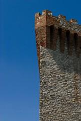 (telecamera1976) Tags: italy lake wall italia mura umbria castiglionedellago mastio