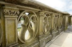 Carved Railing (RadarRange) Tags: asheville vanderbilt biltmore richardmorrishunt