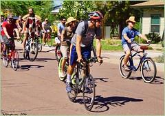 4501 (AJVaughn.com) Tags: park new arizona people beach beer colors bike bicycle sport alan brewing de james tour belgium bright cosplay outdoor fat parade bicycles vehicle athlete vaughn tempe 2014 custome ajvaughn