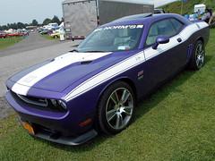 2013 Dodge Challenger Mr. Norm's GSS (splattergraphics) Tags: dodge hemi mopar carlisle challenger carshow carlislepa 2013 mrnorm carlisleallchryslernationals