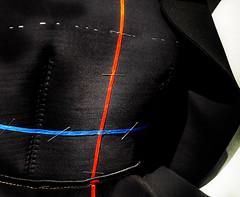 SeamStract.jpg (Klaus Ressmann) Tags: blue autumn red abstract black color fashion contrast design seam klaus omd em1 fparis ressmann omdem1 flcabsoth klausressmann