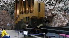video Interior Iglesia Luterana de Temppeliaukio Helsinki Finlandia (Rafael Gomez - http://micamara.es) Tags: de la video helsinki interior iglesia roca finlandia luterana temppeliaukio tempeliaukkin