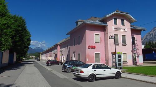 CAAR: Villach - Resiutta
