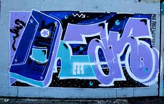 graffiti amsterdam (wojofoto) Tags: holland amsterdam graffiti nederland netherland ndsm wolfgangjosten bwak wojofoto