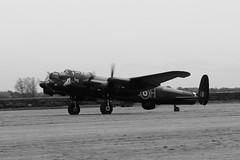 AVRO Lancaster NX611 'Just Jane' at East Kirkby Aviation Museum (markalfa83) Tags: museum canon lens eos is jane mark aviation east just ii 7d lancaster efs avro kirkby 18135 nx611