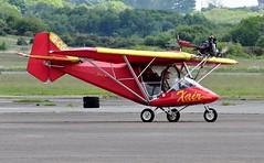 G-CGOV (goweravig) Tags: uk swansea wales aircraft falcon visiting xair swanseaairport gcgov