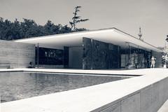20120530_BarcelonaPavilion_02 (jae.boggess) Tags: spain espana europe travel trip eurotrip spring springtime barcelona barcelonapavilion mies miesvanderrohe modernism architecture