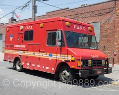 FDNY Communications Truck, Red Hook, New York City (jag9889) Tags: auto nyc newyorkcity red usa ny newyork car brooklyn truck automobile unitedstates outdoor unitedstatesofamerica communication transportation vehicle firefighter redhook fdny firedepartment newyorksbravest bravest 2016 firstresponder kingscounty newyorkcityfiredepartment firedepartmentofthecityofnewyork jag9889 20160528