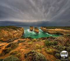 Loch Ard Gorge (kenneth chin) Tags: yahoo google nikon australia victoria nikkor greatoceanroad attraction verticalpanorama portcampbellnationalpark d810 1424f28g