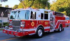 Bedford Hills FD Engine 198 (Seth Granville) Tags: bedford fire engine hills ii 198 seagrave marauder