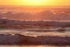 Sunrise on the beach (Kirsty Lucas Photography) Tags: waves beach sea ocean sunrise southafrica kwazulunatal isimangaliso sun nature water