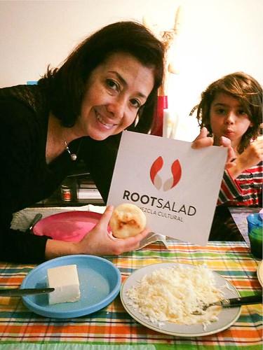 Tatiana en familia Paris-FR