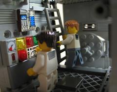 uboot4 (Franckfbe) Tags: lego submarine uboat minifig minifigs scenes mocs uboot wehrmacht sousmarin kriegsmarine scne miseenscne