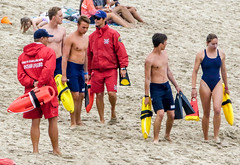 Lifeguard Training (Michael Bateman) Tags: california us unitedstates santamonica lifeguard lifeguards losangelescounty