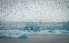 Glacier through glass (frostnip907) Tags: blue ice alaska glacier valdez columbiaglacier