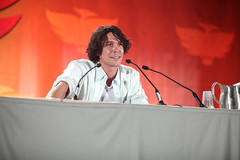 Bob Morley (Gage Skidmore) Tags: arizona phoenix bob center convention cw 100 blake comicon bellamy morley 2016