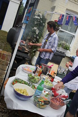 BBQ! (turini2) Tags: road birthday street party june her 90th queen woodside majesty 2016