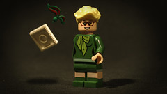 LEGO Rita Skeeter (Geertos13) Tags: color photography lego rita harry potter daily custom prophet skeeter minifigure correction moc