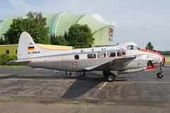 D-INKA De Havilland DH 104 Dove 02 (Disktoaster) Tags: plane airplane airport dove aircraft aviation flugzeug spotting dinka ltu spotter palnespotting pentaxk3
