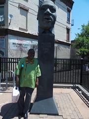 Kwame Payne (Kwame Payne) Tags: newjersey jerseycity martinlutherkingjrmemorial kwamepayne