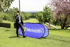 Microsoft Golf  (191 de 284) (ISRAEL (BURMI)) Tags: madrid golf microsoft monasterio palos torneo carrito elescorial torneogolfmicrosoftlumia realclubdegolflaherreria