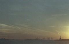 F830 (hronirheila) Tags: nyc ny newyork 35mm liberty nikon fuji grain natura fujifilm statueofliberty grainy nikonf70 fujinatura1600 fujinatura epsonperfectionv550