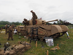 Churchill Mk VI (Megashorts) Tags: uk england museum war tank military wwii olympus armor dorset churchill ww2 pro british fighting armour armored f28 tankmuseum omd bovington armoured 2016 allied em10 mkvi bovingtontankmuseum mzd 1240mm tankfest thetankmuseum bovingtonmuseum tankfest2016
