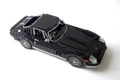LEGO Ferrari 275 GTB (DeTomaso77) Tags: lego ferrari car black 275gtb 1960s classic legocar