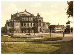 00948u (DenjaChe) Tags: dresden sachsen 1900 postcards 1900s postkarten ansichtskarten