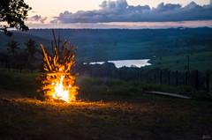 Twilight fire (Paulo Nunes Jr.) Tags: fazenda pedro sojoo cidadesnordestinas 2016 alagoinhas junho