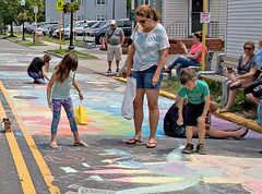 """Spring Fling"" Art's & Music Festival and Sidewalk Sale 2016 (BabylonVillagePhotos) Tags: street new york music ny art fling face festival painting balloons fun island photography spring long commerce village sale bobo arts sidewalk chamber babylon springfling 2016"