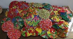 REF. 0098/2013 - Fuxicos gigantes de chita para decorao (.: Florita :.) Tags: chita florita chito quechitabacana chitanadecorao decoraoemchita fuxicodechita fuxicosnadecorao