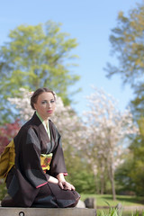 2013-05-05 Photoshoot Eva @ Japanese gardens, Hasselt, Belgium (Qsimple, Memories For The Future Photography) Tags: portrait woman sun cute sexy girl beautiful beauty face closeup lady female outdoors person model women pretty looking photoshoot belgium image outdoor hasselt makeup style zon japanesegardens photoshoots elegance 2013 springkimono kimonofashion kimonomadness vlaamsgewest himestyle qsimple pinterest:event=nopin tumblr:event=notumblr japaneseinspiredfashion
